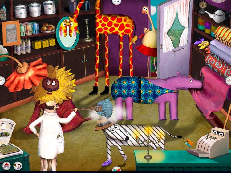 Rita The Lizard screenshot-4