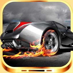Utah Salt Flats Car Racing: Bonnerville Turbo Speed Driving Game