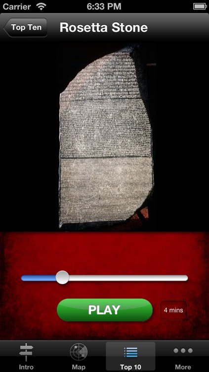 British Museum Audio Guide & Map screenshot-3