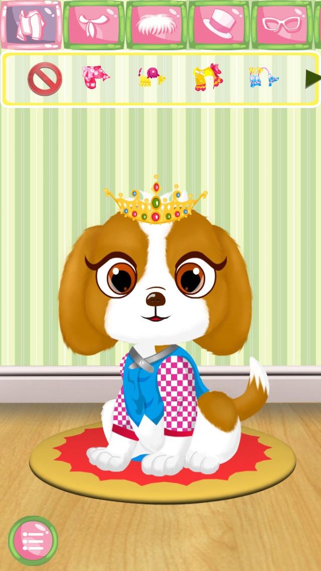 Dress Up - Pet Salon Screenshot
