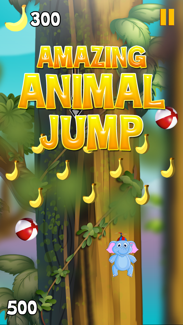 Amazing Animal Jump – Action Jungle Jumping Game