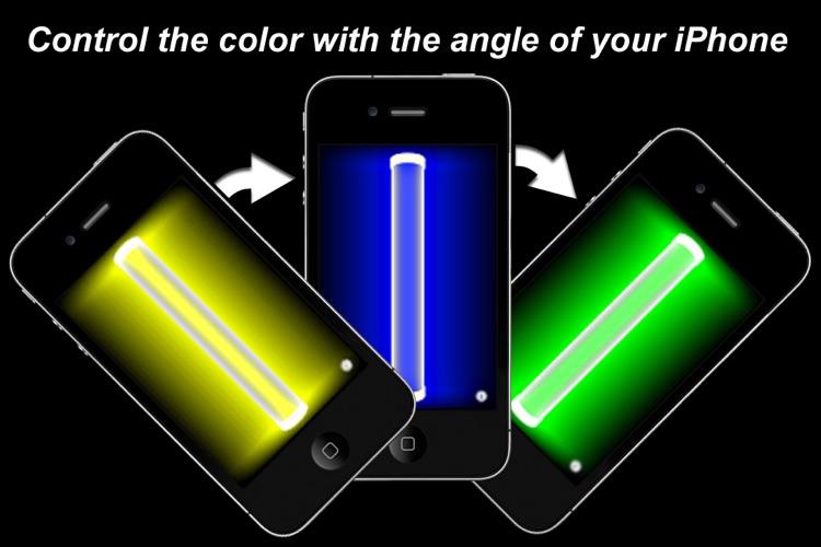 Glow Stick Free: Motion Controlled Glowstick