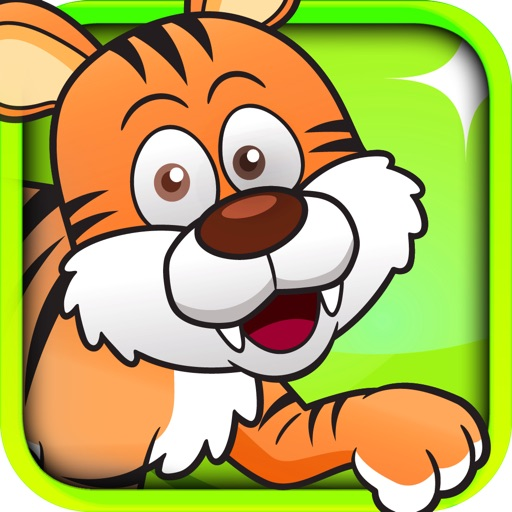 Little Tiger Jungle Jump icon