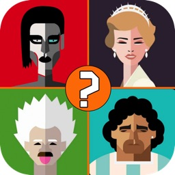 Famous People | Logo Quiz