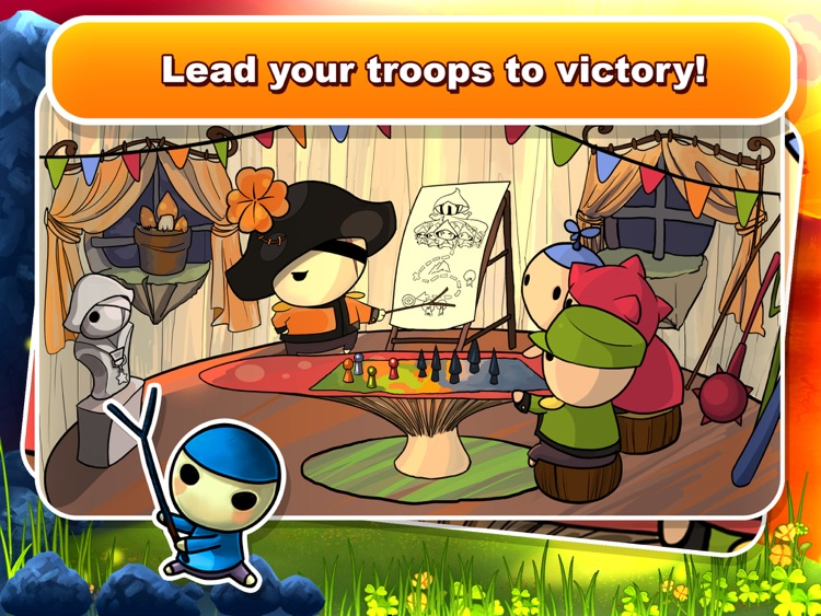 Mushroom Wars screenshot-3