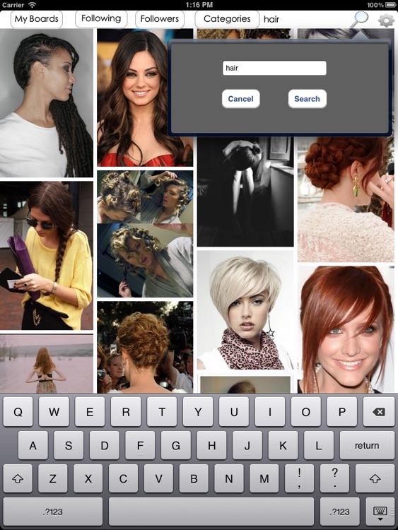 Flow for Pinterest screenshot-4
