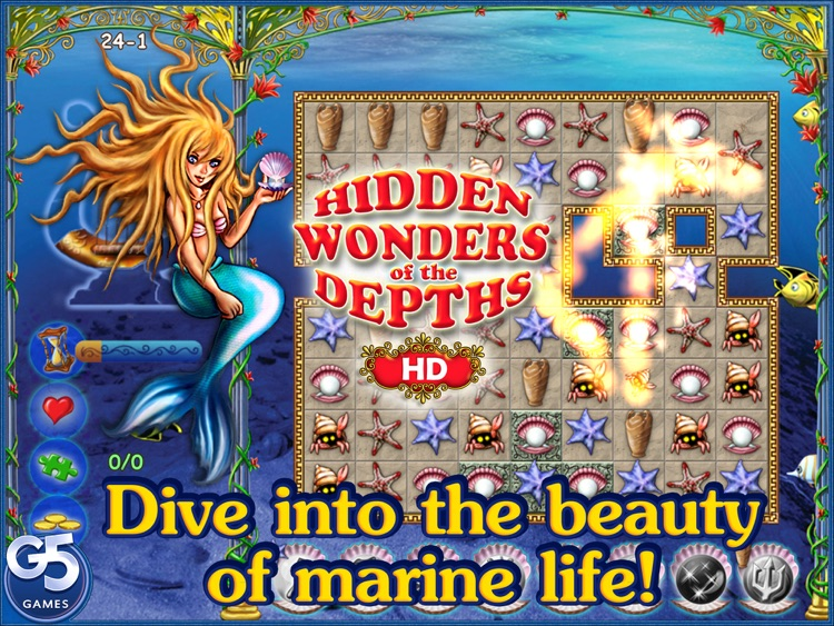 Hidden Wonders of the Depths HD (Full) screenshot-0