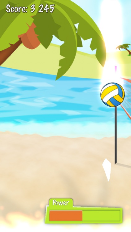 Sonic Volleyball Beach screenshot-0
