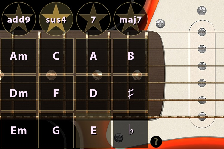 WI Guitar™ screenshot-1