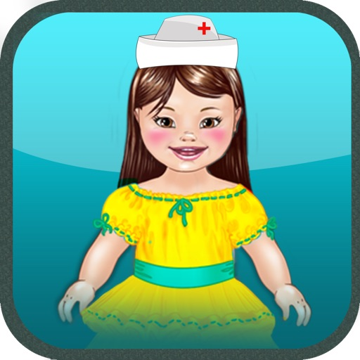 Funny Baby Girl Doctor - Perfect Baby Salon Game - Play Cool Flappy Girls Spa Style Makeover Game For Free