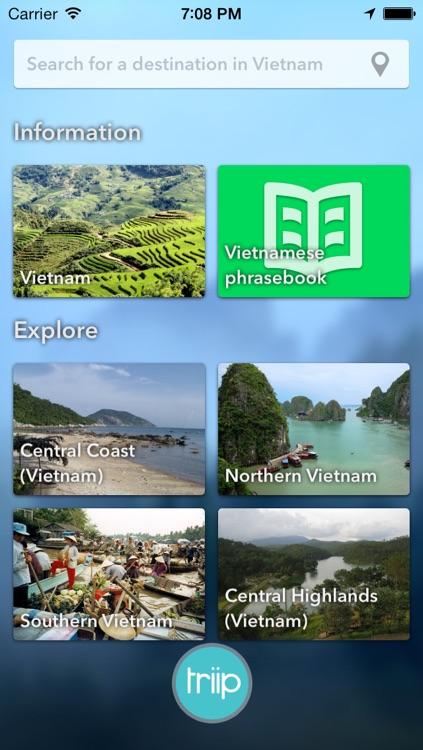 Vietnam Offline Travel Guide