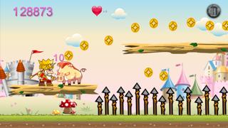 King Castle Rush Quest - Kingdom Fighting Princess Free screenshot three