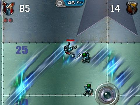 Speedball 2 Evolution для iPad