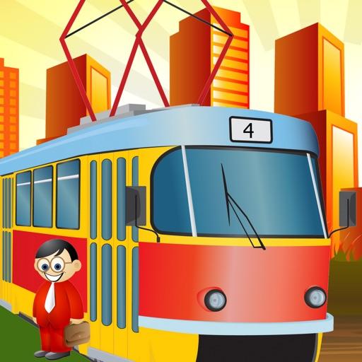 Tram Tycoon - Transport Them All!