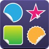 SnapStick Pro Free - 300+ HD Stickers for any Pic or Collage - iPadアプリ