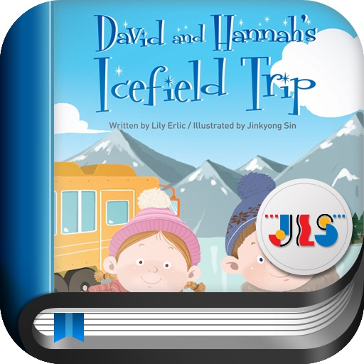 New David and Hannah's Icefield Trip