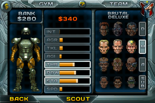 Speedball 2 Evolution screenshot three