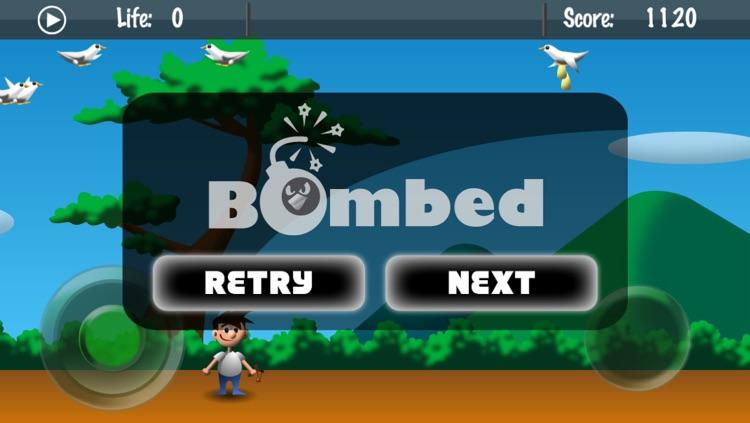 Bomber Dove Lite