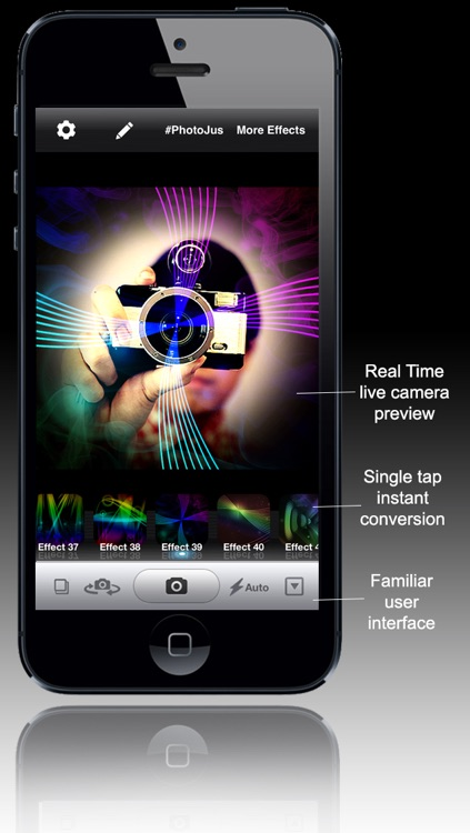 Ace PhotoJus Space FX Pro - Pic Effect for Instagram screenshot-4