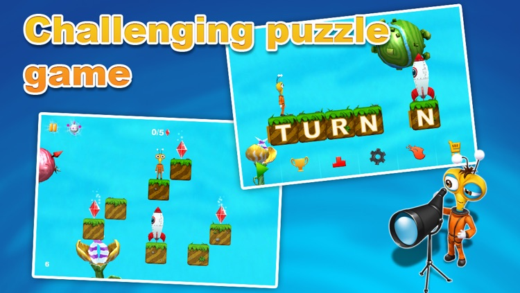 Turn 'N' Run Free screenshot-0