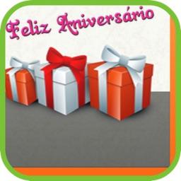 Birthday Cards - Portuguese