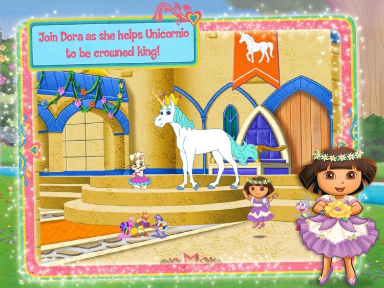 Dora's Enchanted Forest Adventures (HD) screenshot-4