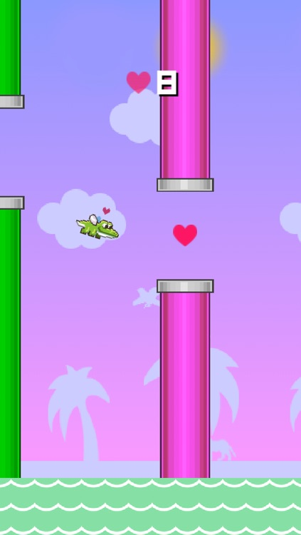 Flying Valentine screenshot-1