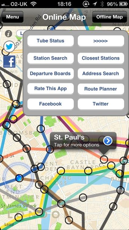 Real London Tube screenshot-3