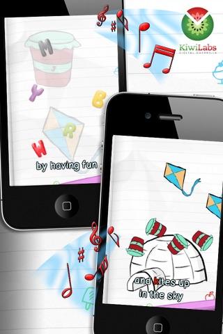 Screenshot of Impara l'Inglese Giocando - Alfabeto Parlante Free5