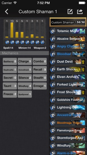 bible for hearthstone on the app store