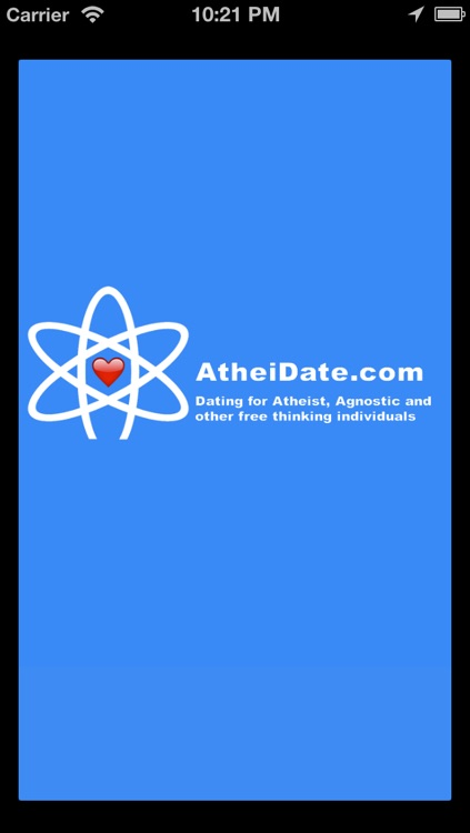 AtheiDate - Atheist and Agnostic Singles Dating