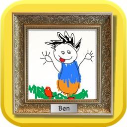 Kidpix: Save Your Kid's Art