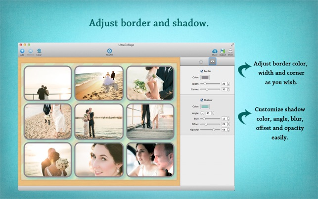 UltraCollage Screenshot