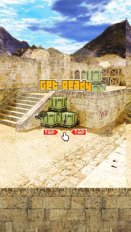 Counter Air Strike Pocket Minigame