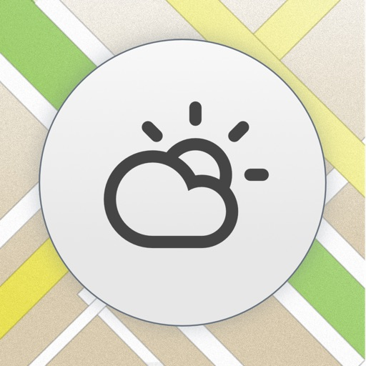 Weather for Google Maps