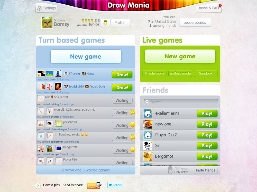 Draw Mania HD Free hack tool