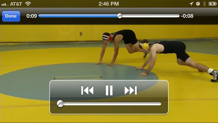 Wrestling Drills screenshot-1