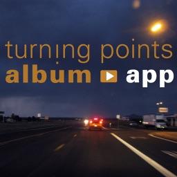 triosence - turning points album app