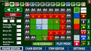 8-Bit RPG Creator Basic Screenshot