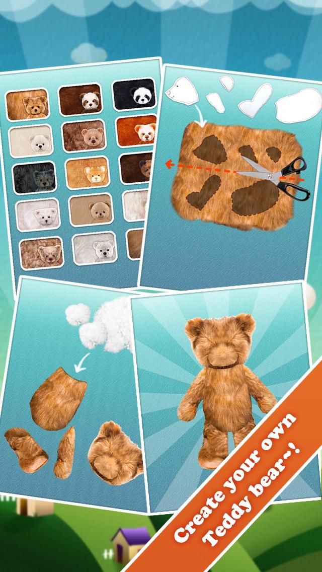Teddy Bear Maker Screenshot on iOS