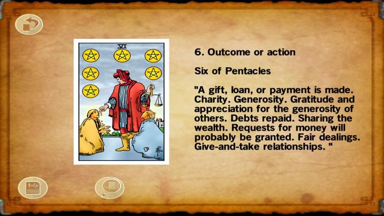 Tarot eCards screenshot-4