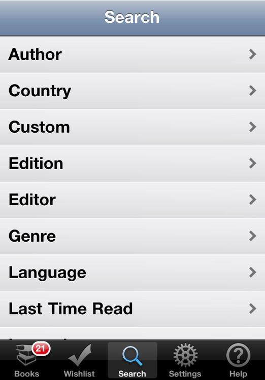 iCollect Books Pro screenshot-3