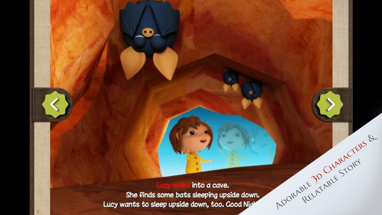 Good Night Lucy - 3D Animated Read Aloud Picture Book by Story Resort screenshot-4