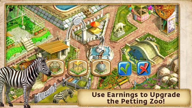 Gourmania 3: Zoo Zoom Free screenshot-3