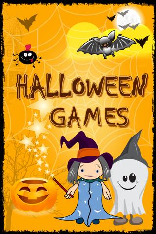 Halloween Games screenshot one