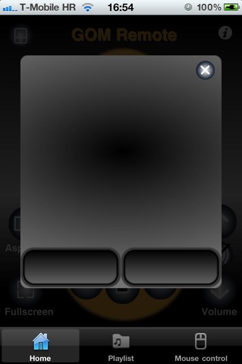 GOM Remote controller screenshot-4