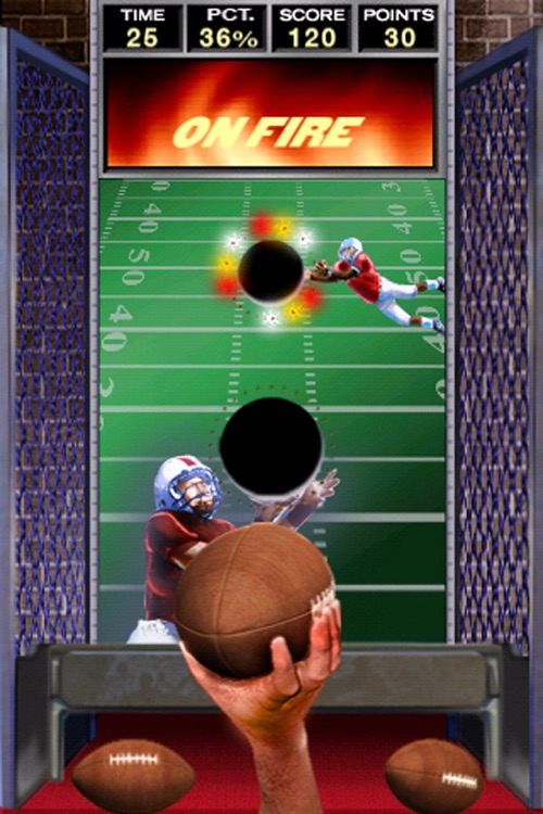 Arcade QB Pass Attack™ Football Free