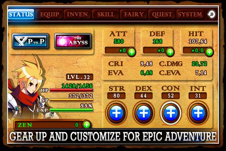 ZENONIA® 4 screenshot-4