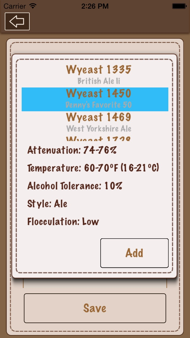 Beer recipe calculator lite by unagi apps llc food drink beer recipe calculator lite forumfinder Images