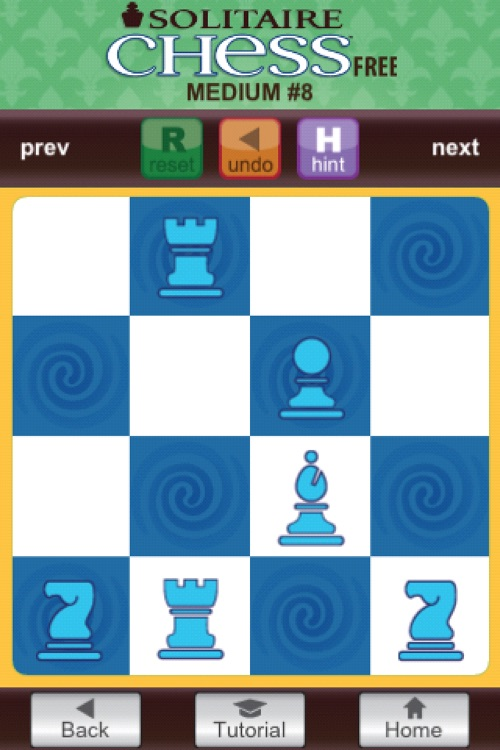 Solitaire Chess Free